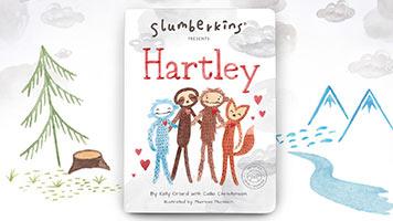 Slumberkins Presents: Hartley