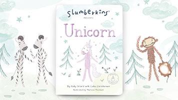 Slumberkins Presents: Unicorn