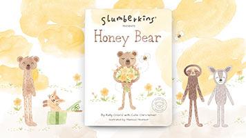 Slumberkins Presents: Honey Bear