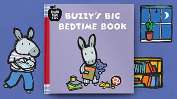 Buzzy's Big Bedtime Book