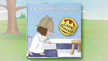 Little Princess: I Want to Be a Detective