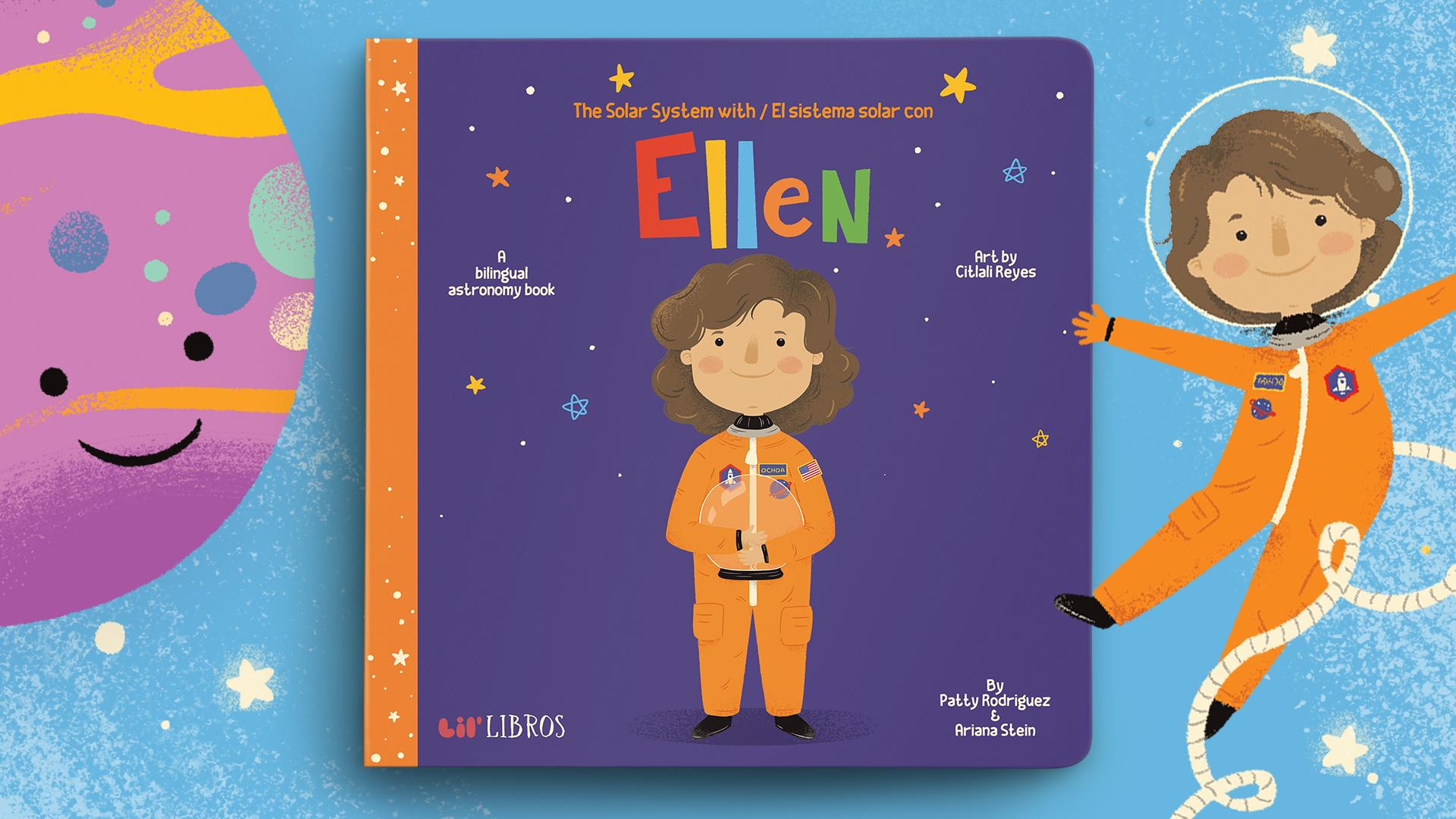 The Solar System with — El Sistema Solar con Ellen