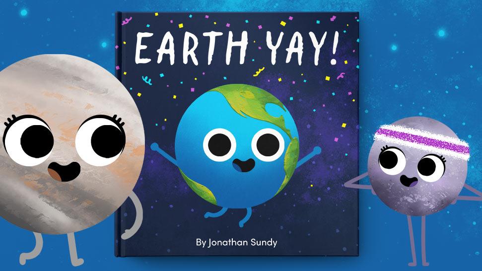 Earth Yay!