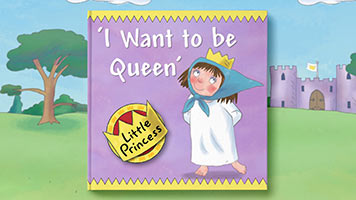 Little Princess: I Want to be Queen