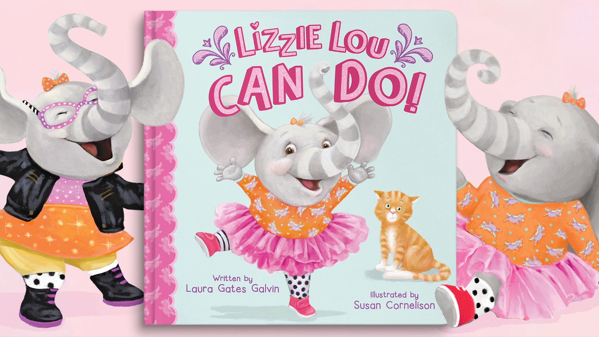 Lizzie Lou Can Do