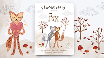 Slumberkins Presents: Fox
