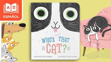 ¿Quién es ese gato?